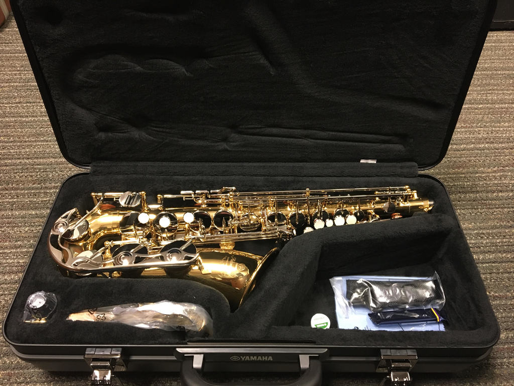 New Saxophone